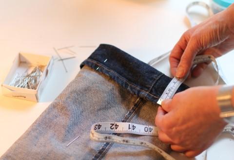 Vaatteiden korjaus